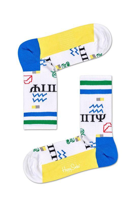 biela Happy Socks - Ponožky Dámsky