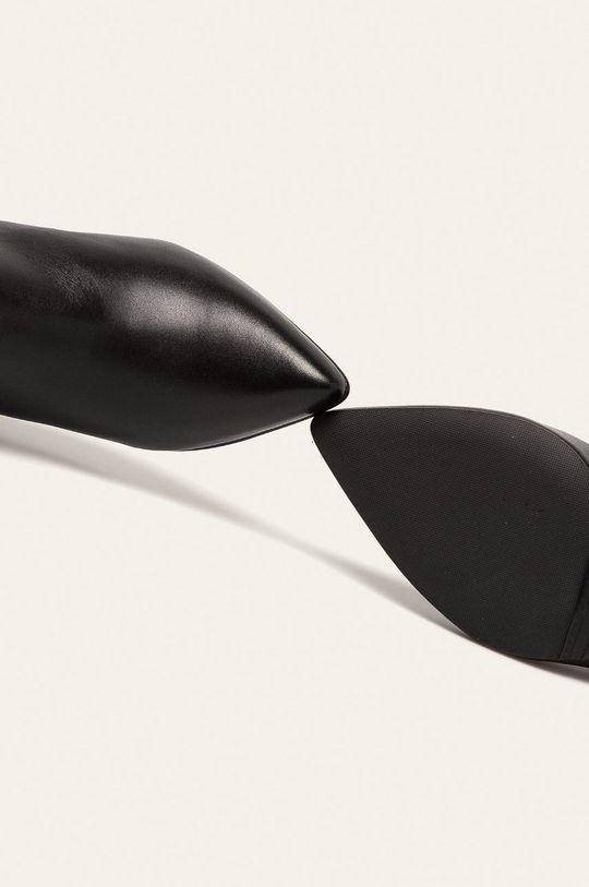negru Wojas - Cizme de piele