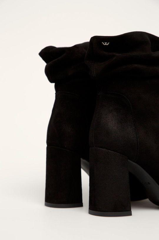 Wojas - Členkové topánky  Zvršok: Prírodná koža Vnútro: Prírodná koža Podrážka: Syntetická látka