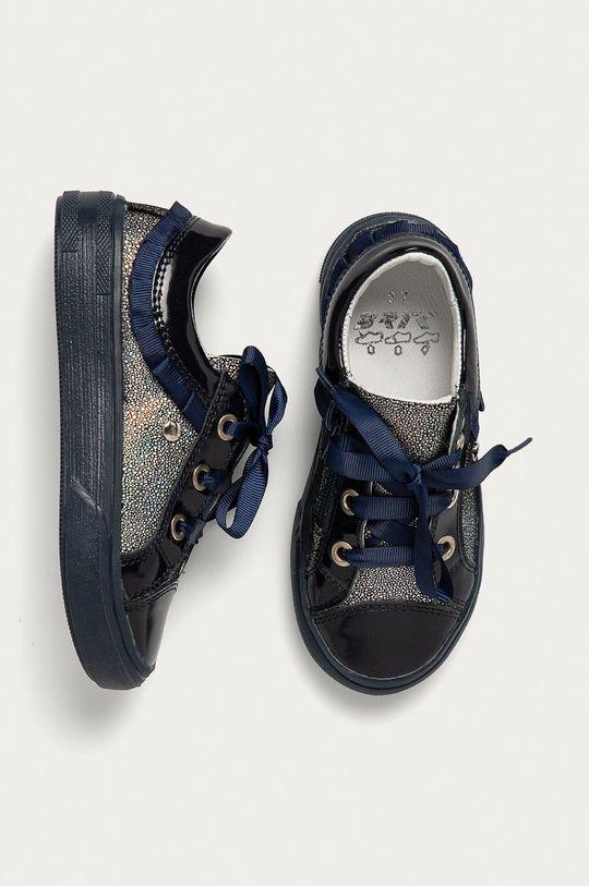 námořnická modř Bartek - Dětské boty