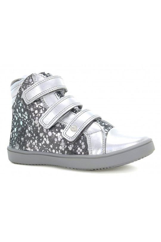 ασημί Bartek - Παιδικά παπούτσια Για κορίτσια