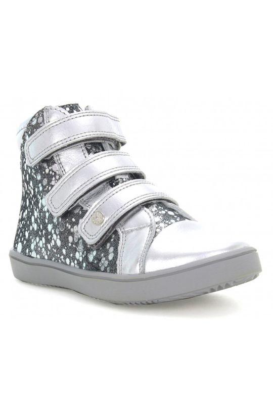 Bartek - Παιδικά παπούτσια ασημί