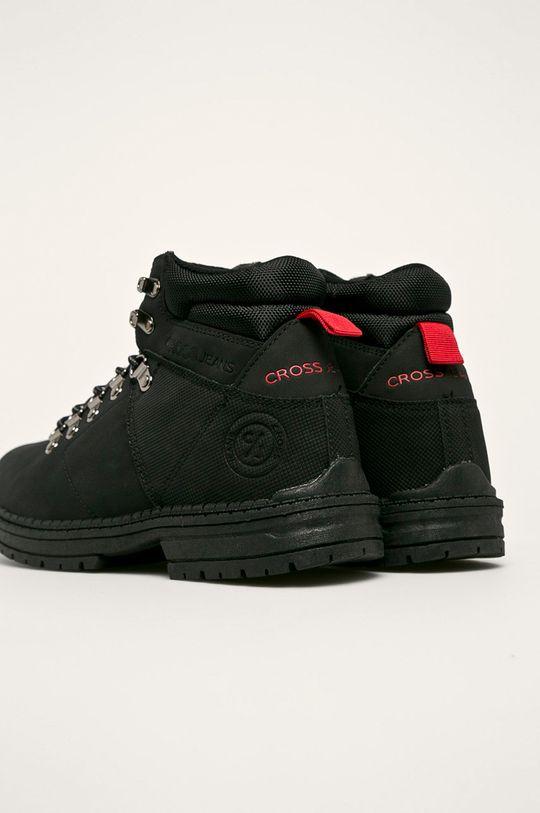 Cross Jeans - Topánky  Zvršok: Syntetická látka Vnútro: Textil Podrážka: Syntetická látka