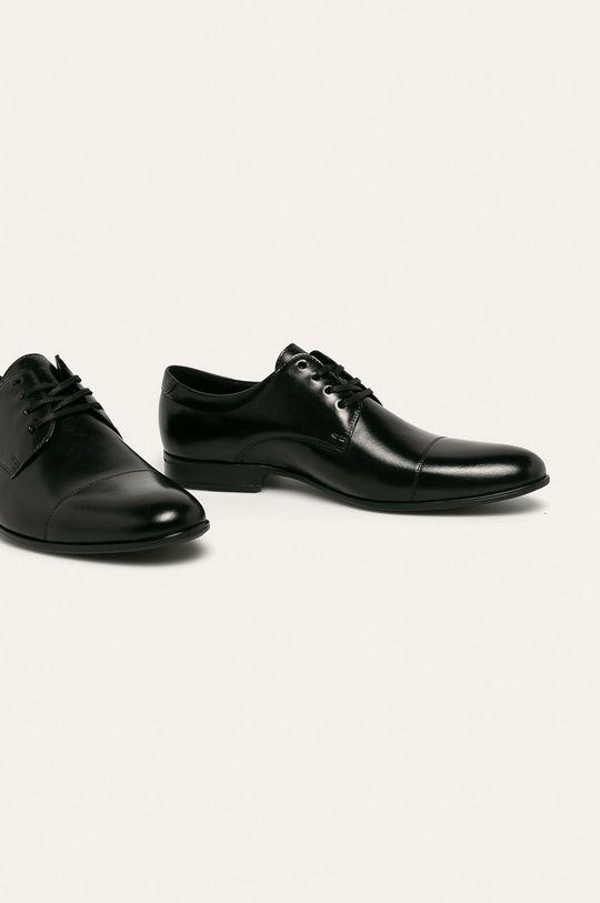 Wojas - Pantofi de piele negru