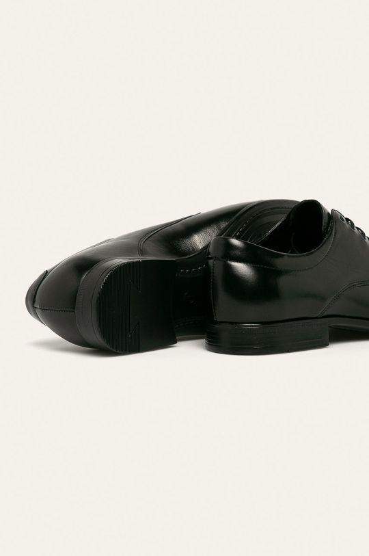 Wojas - Pantofi de piele Gamba: Piele naturala Interiorul: Piele naturala, Material textil Talpa: Material sintetic