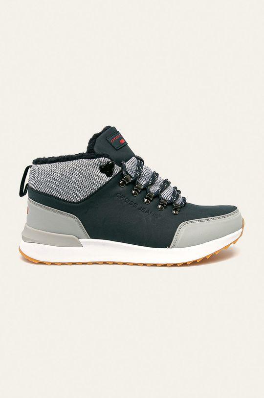 gri Cross Jeans - Pantofi De bărbați