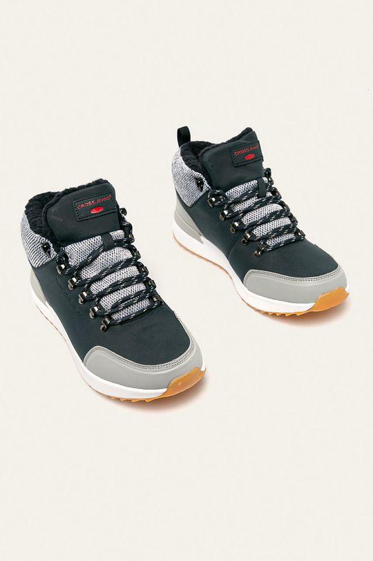Cross Jeans - Pantofi gri