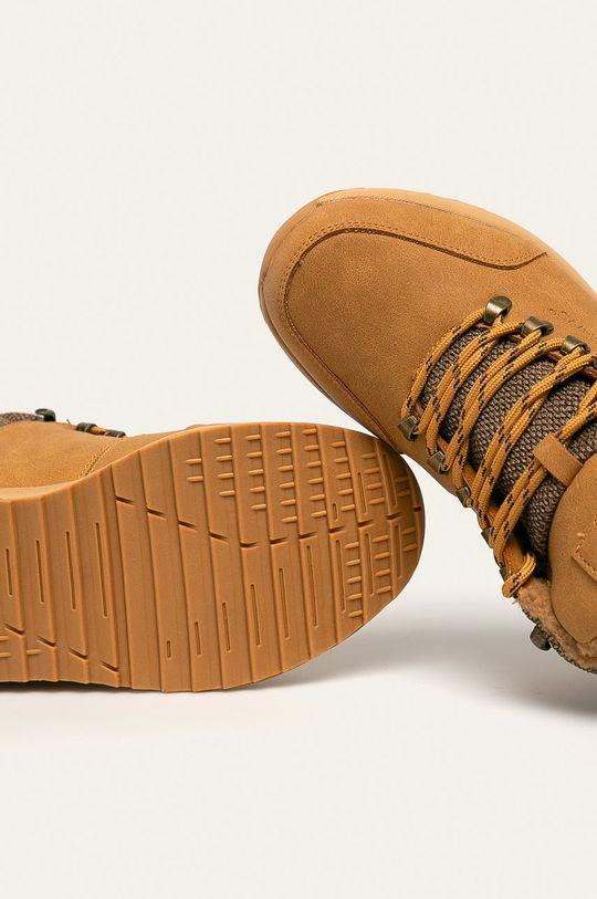 masliniu cald Cross Jeans - Pantofi