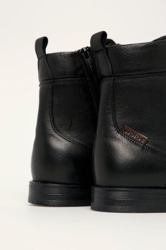 Wojas - Kožené boty Svršek: Přírodní kůže Vnitřek: Textilní materiál Podrážka: Umělá hmota