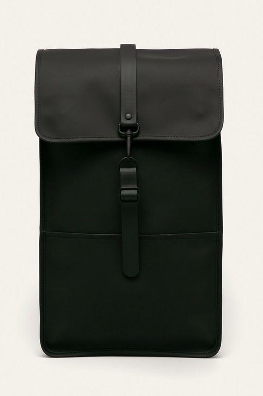 czarny Rains - Plecak 1220 Backpack Unisex
