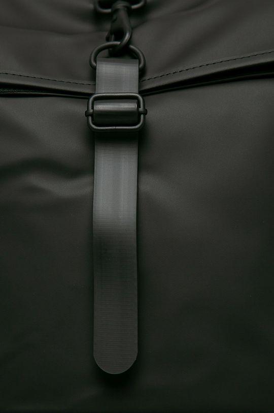 Rains - Plecak 1316 Rolltop Rucksack czarny