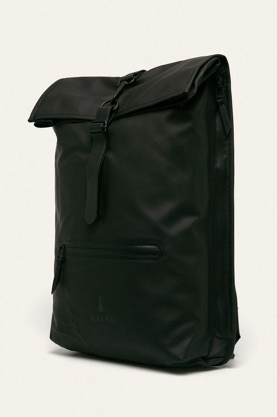 Rains - Plecak 1316 Rolltop Rucksack  50 % Poliester, 50 % PU