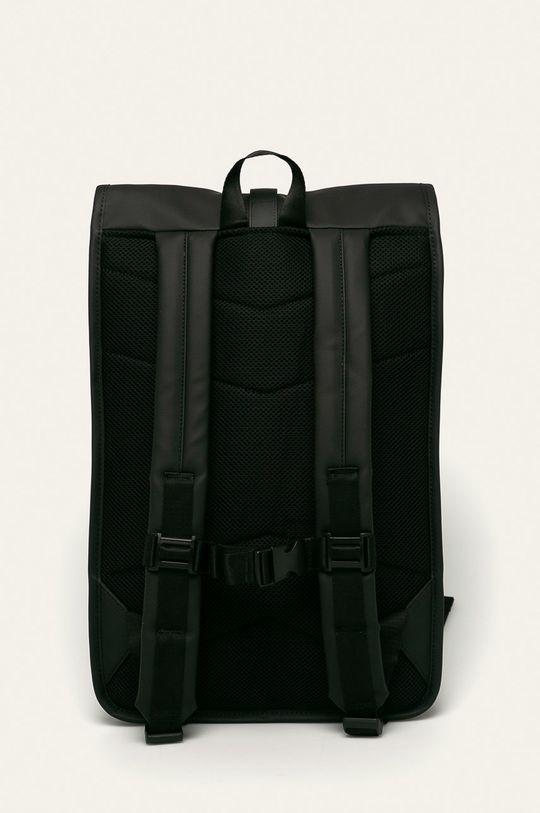 czarny Rains - Plecak 1316 Rolltop Rucksack
