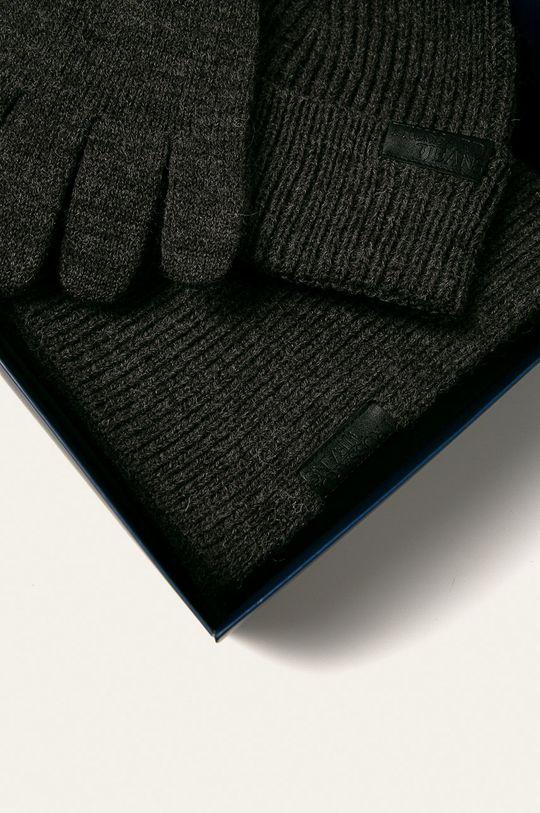 Trussardi Jeans - Čepice, šála a rukavice