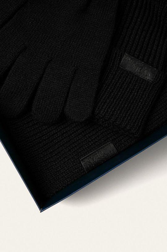 Trussardi Jeans - Czapka, szalik i rękawiczki