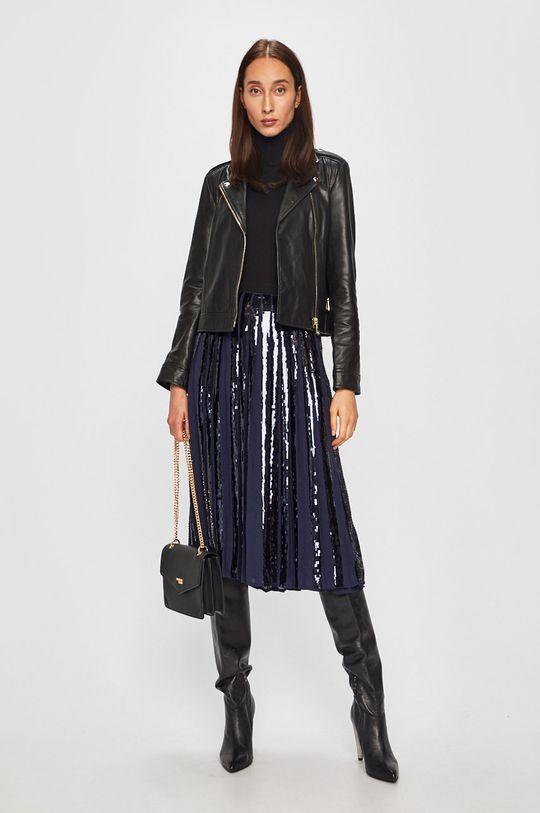 Trussardi Jeans - Sukně námořnická modř