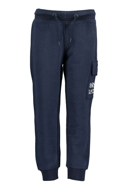 tmavomodrá Blue Seven - Detské nohavice 92-128 cm Chlapčenský