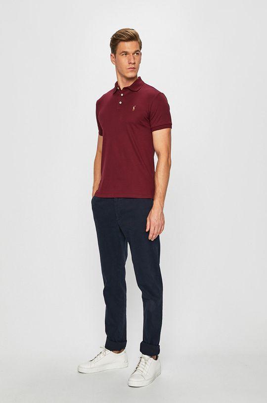 Trussardi Jeans - Kalhoty námořnická modř