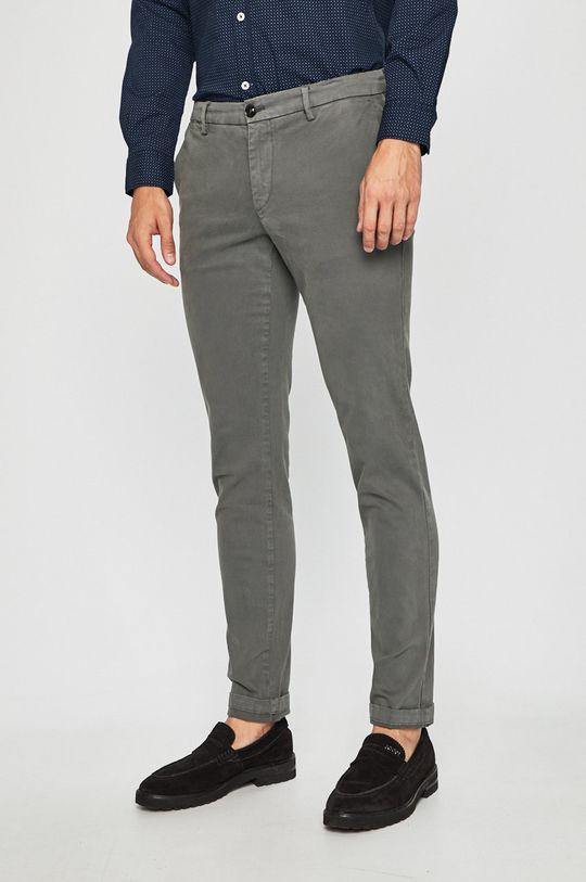 šedá Trussardi Jeans - Kalhoty Pánský