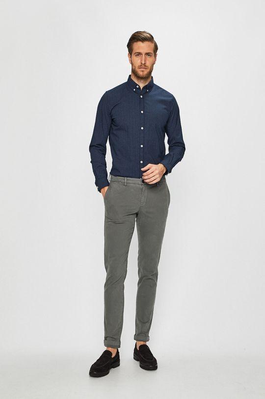 Trussardi Jeans - Kalhoty šedá