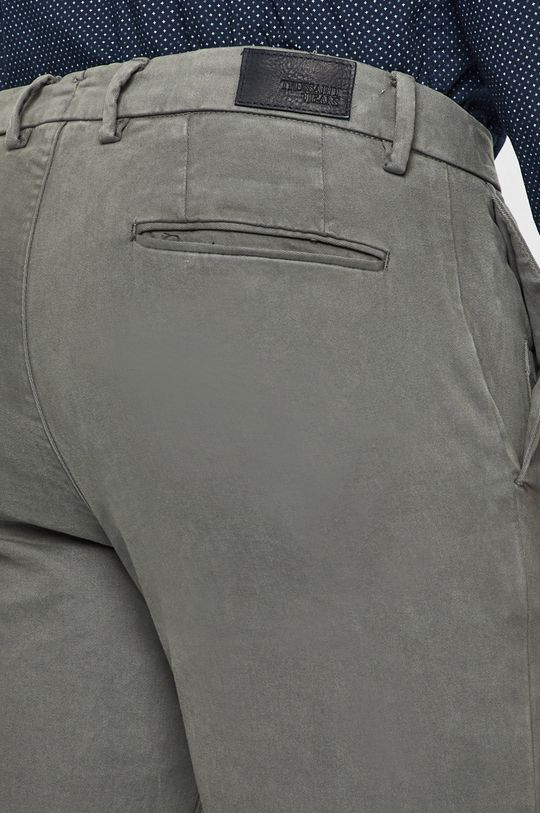 šedá Trussardi Jeans - Kalhoty