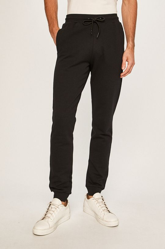 černá Trussardi Jeans - Kalhoty Pánský