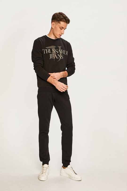 Trussardi Jeans - Kalhoty černá