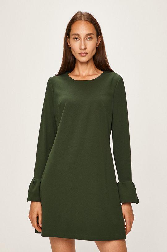 Silvian Heach - Šaty sýto zelená