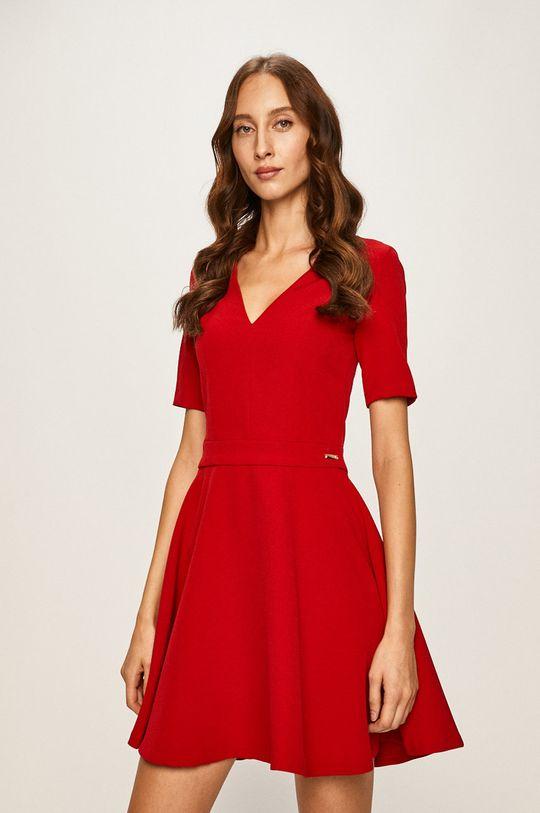 červená Trussardi Jeans - Šaty Dámský