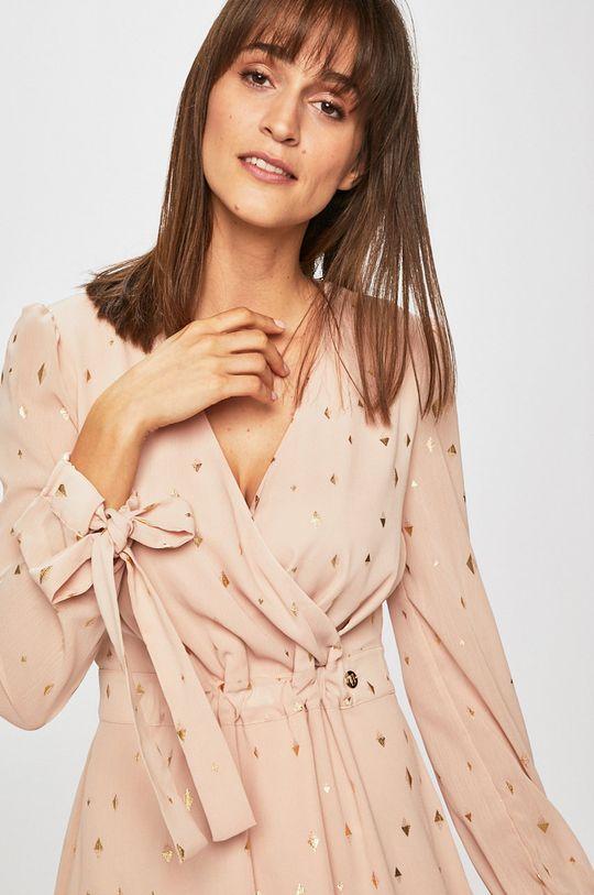 pastelově růžová Trussardi Jeans - Šaty