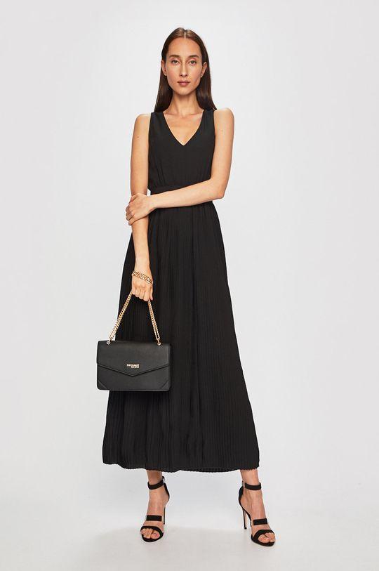 černá Trussardi Jeans - Šaty Dámský