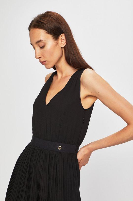Trussardi Jeans - Šaty černá