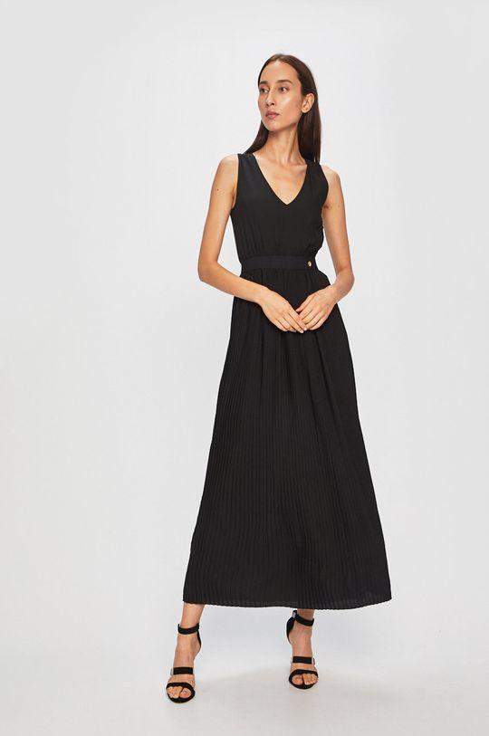 černá Trussardi Jeans - Šaty