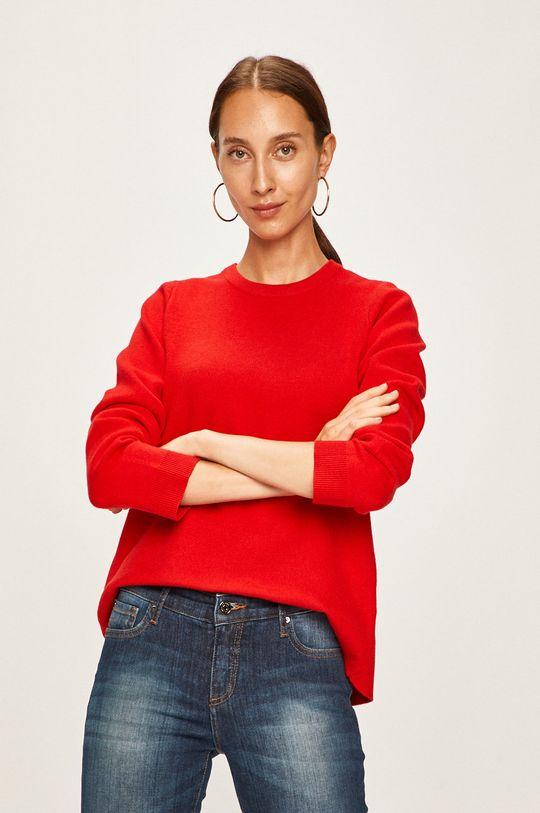 Silvian Heach - Sveter  16% Nylón, 27% Polyester, 57% Viskóza