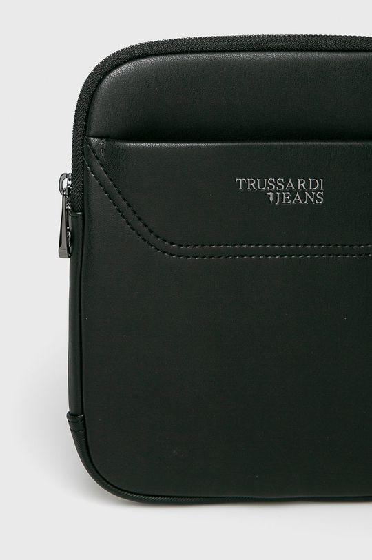 Trussardi Jeans - Ledvinka černá