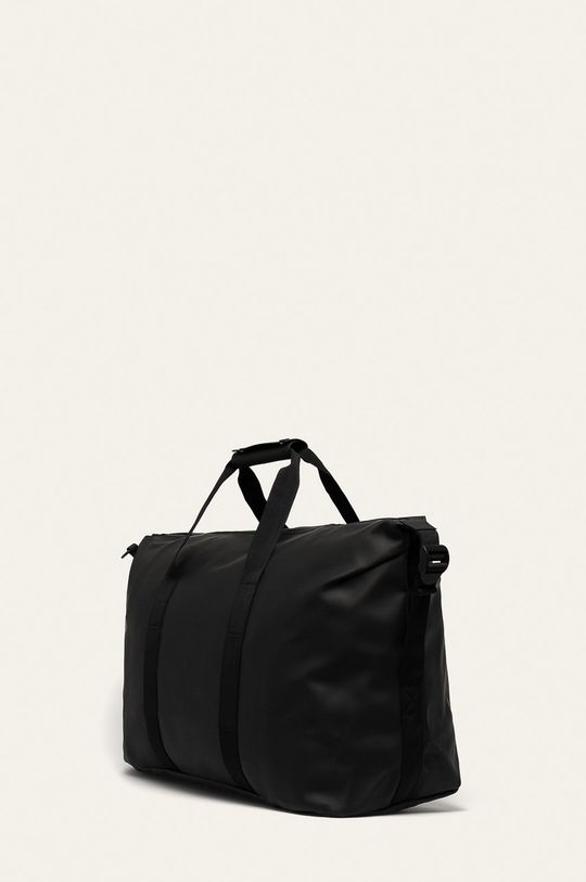 Rains - Torba 1320 Weekend Bag czarny