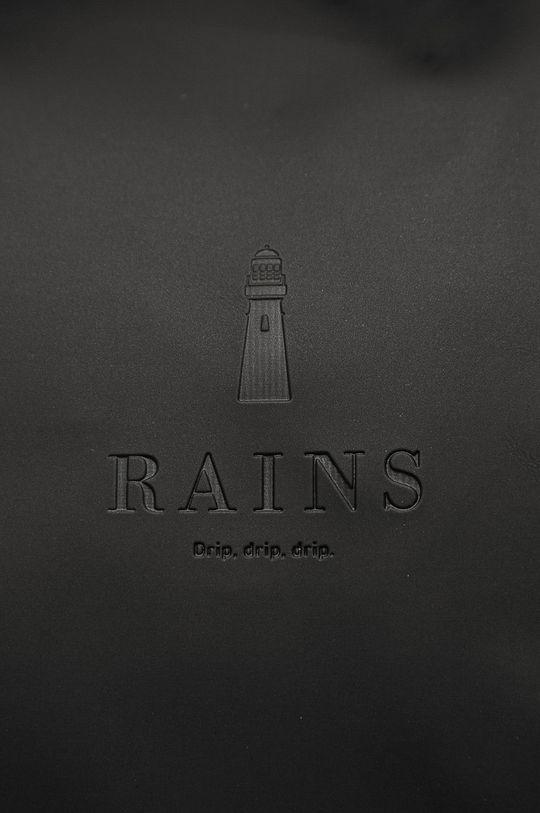 czarny Rains - Torba 1320 Weekend Bag