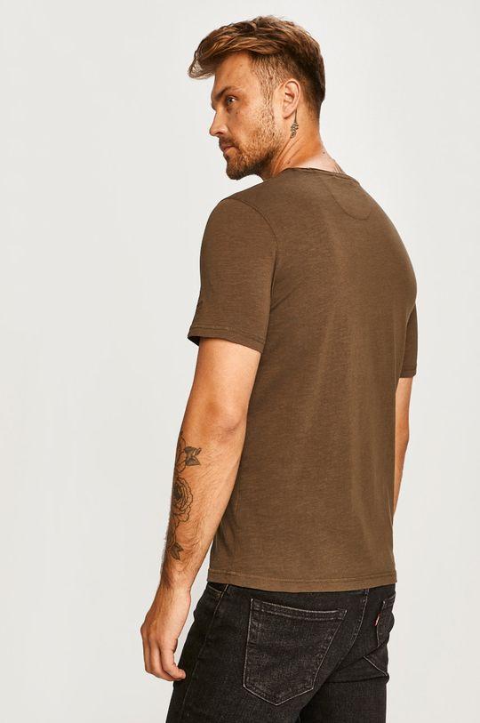 Camel Active - Pánske tričko  100% Bavlna