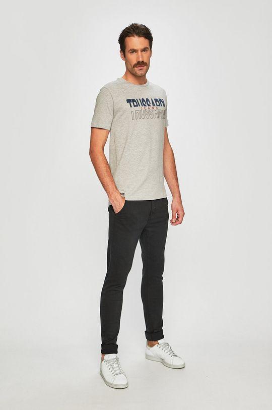 Trussardi Jeans - Tričko šedá