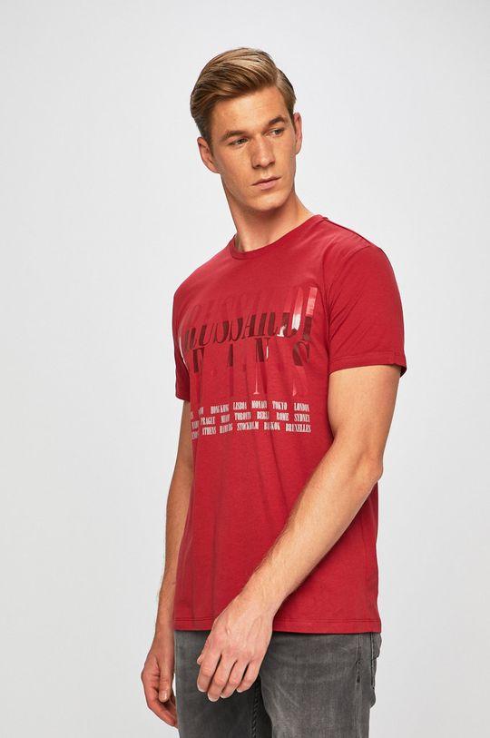 červená Trussardi Jeans - Tričko Pánský