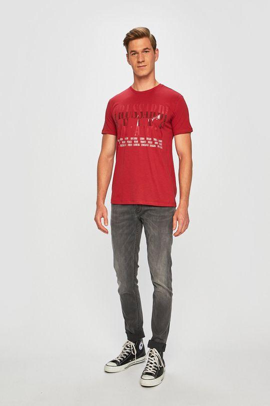 Trussardi Jeans - Tričko červená