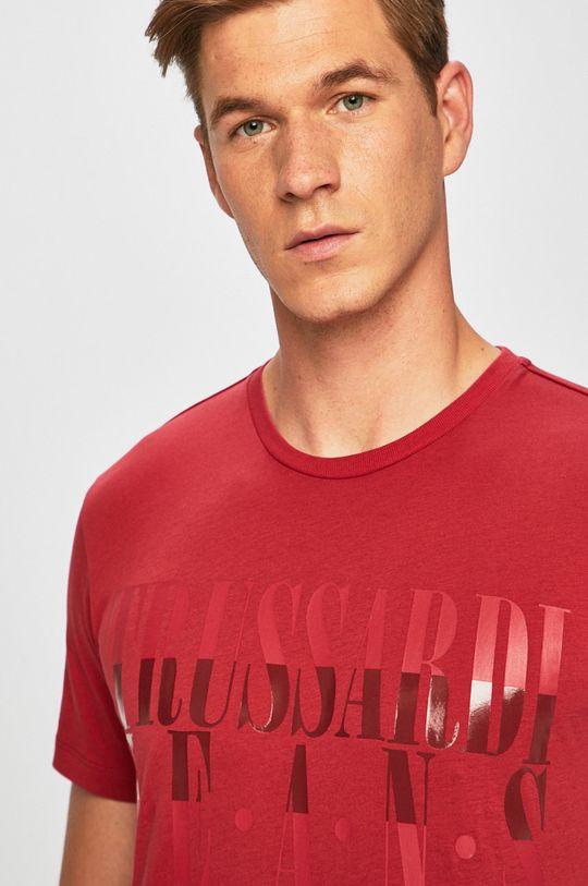 červená Trussardi Jeans - Tričko