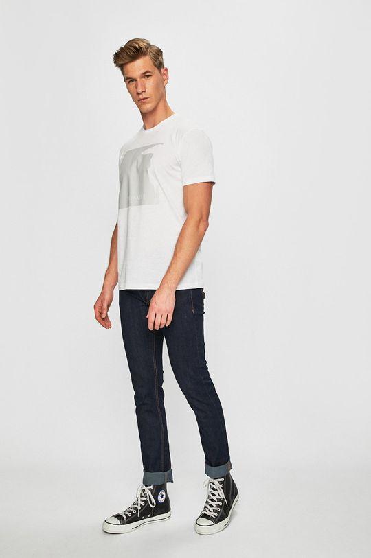 Trussardi Jeans - Tričko bílá