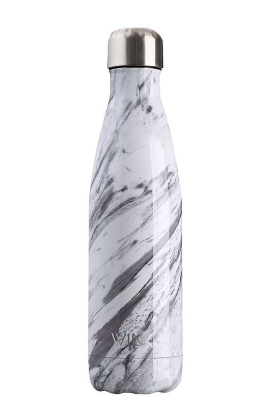 jasny szary Wink Bottle - Butelka termiczna BIANCO Damski