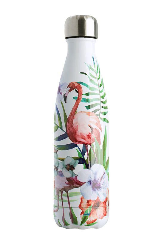 multicolor Wink Bottle - Butelka termiczna FLAMING Damski