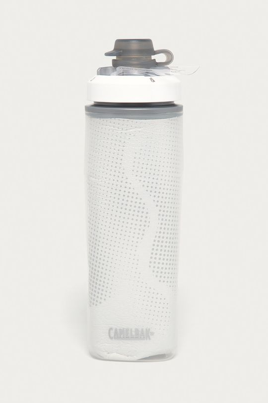 biały Camelbak - Bidon 0,5 L Unisex