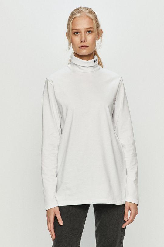 bílá Prosto - Tričko s dlouhým rukávem Dámský