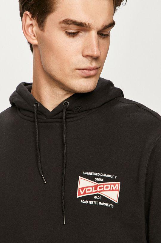 czarny Volcom - Bluza