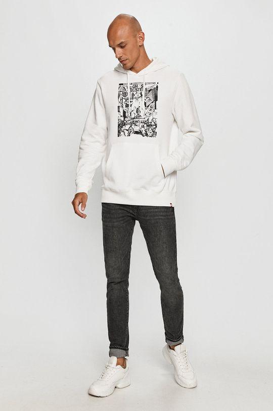 Element - Bluza biały
