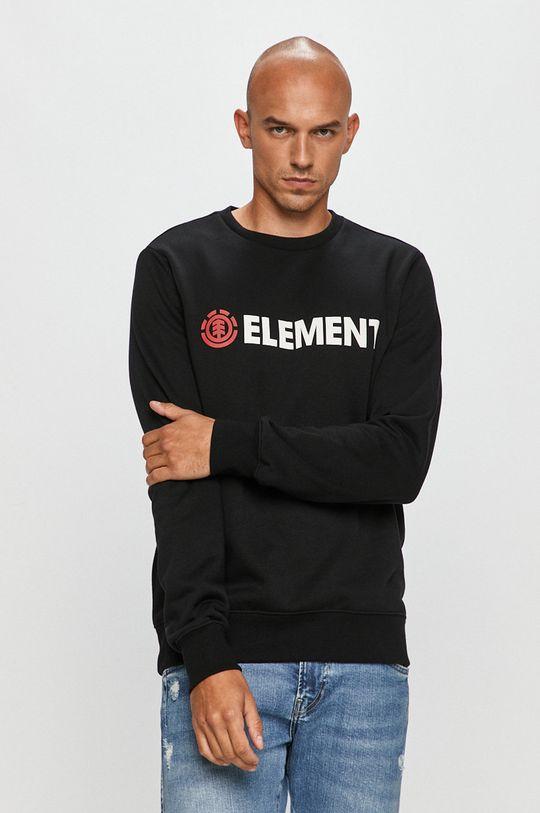 czarny Element - Bluza Męski
